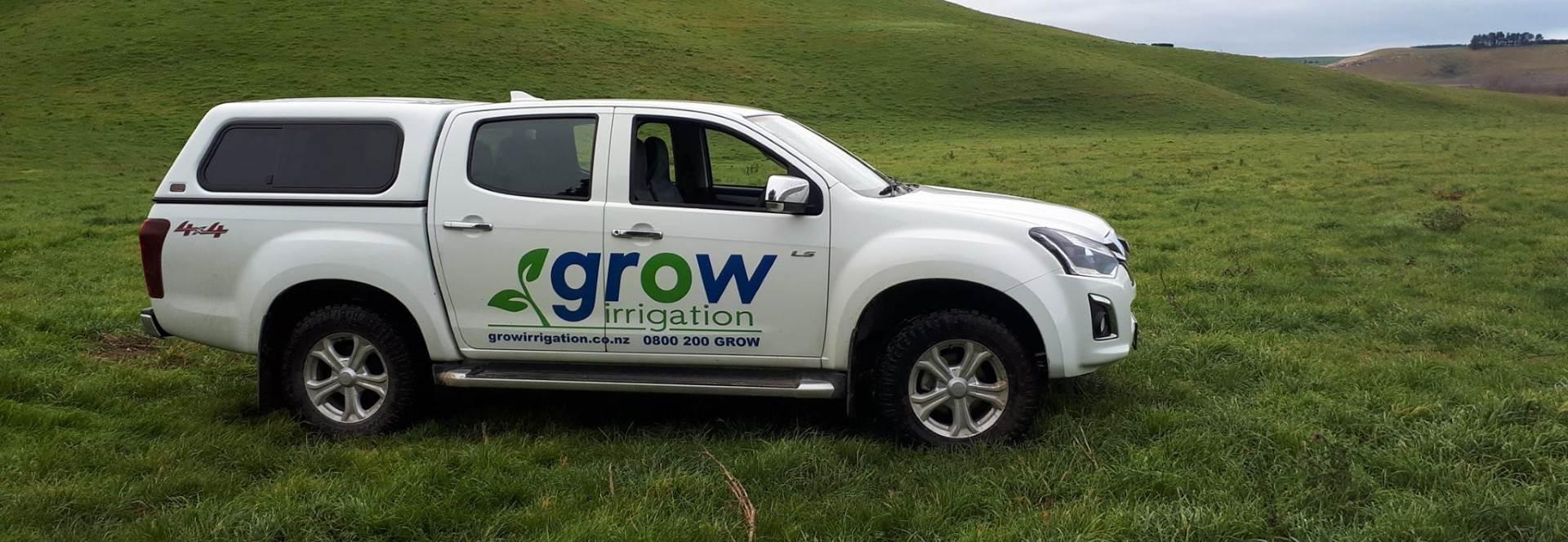 grow truck